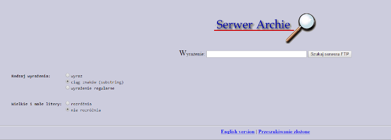 archie-wyszukiwarka