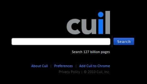 cuil wyszukiwarka