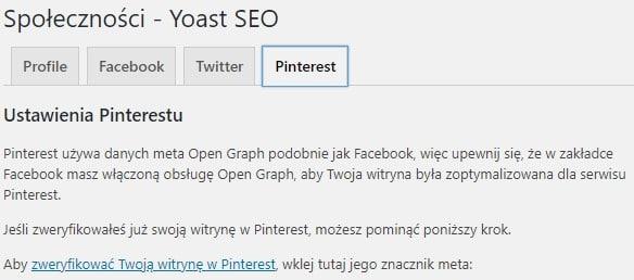 implementacja open graph dla twittera