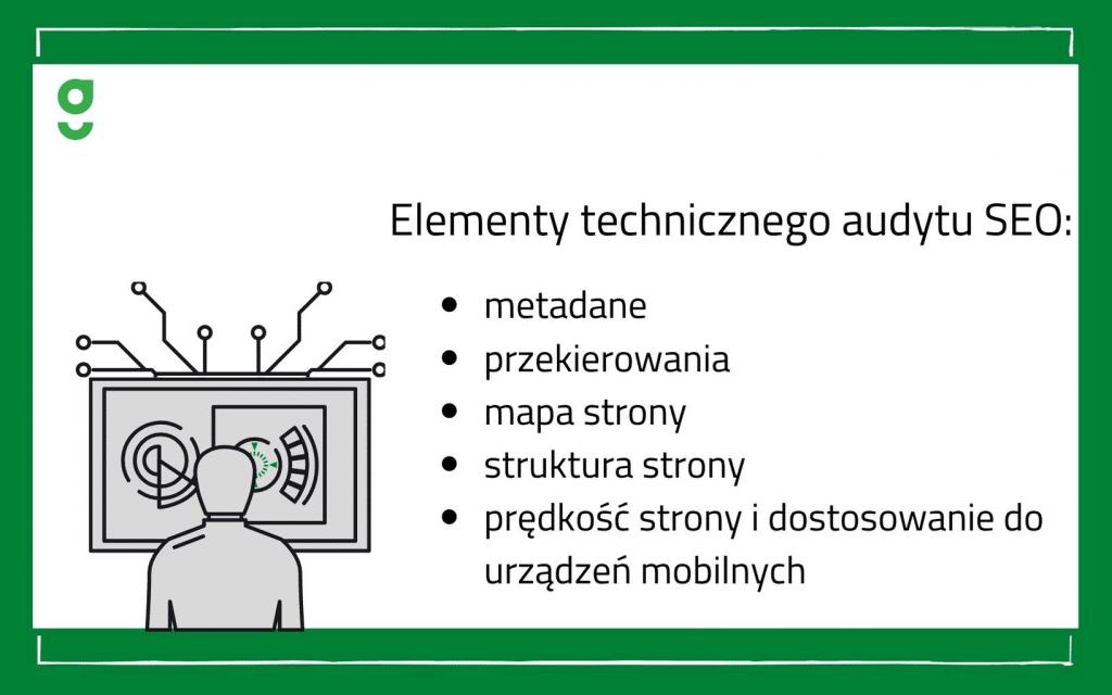 elementy technicznego audytu seo