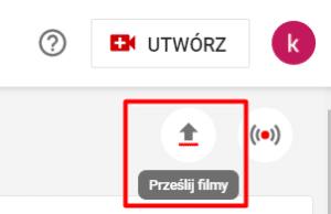 Jak dodać film na YouTube